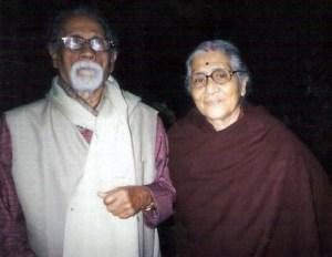 Dilip Sharma and Sudakshina Sharma