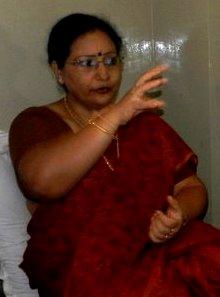 Mandira Sarma Lahiri